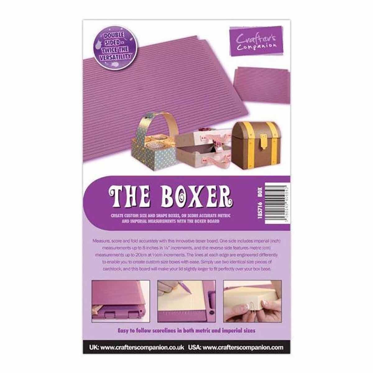 Crafters Companion The Boxer Board