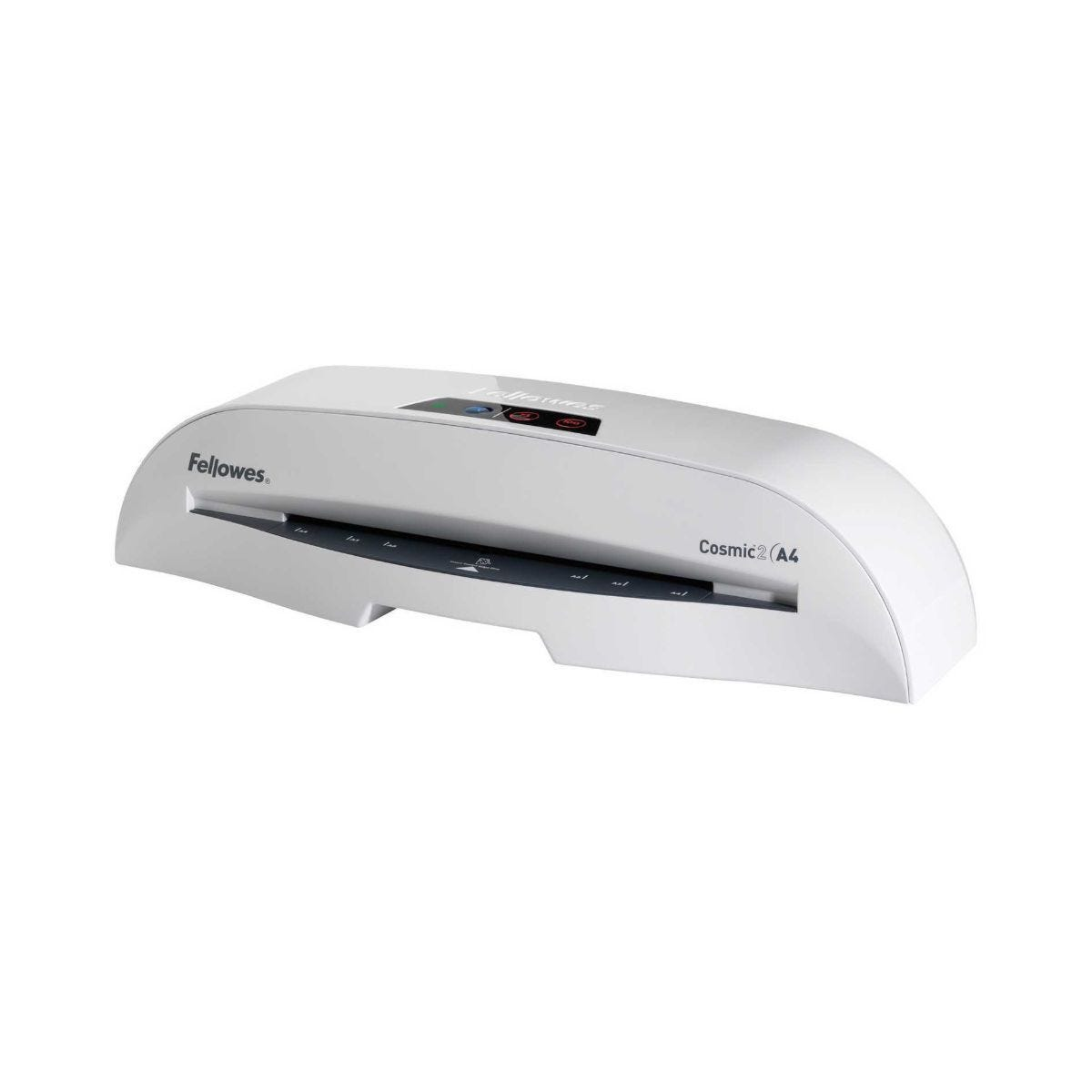Fellowes Cosmic 2 A4 Home Office Laminator with 100% Jam Free  Mechanism