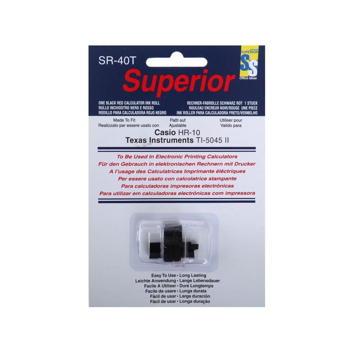 Stewart Superior SR42/40T Ink Roller
