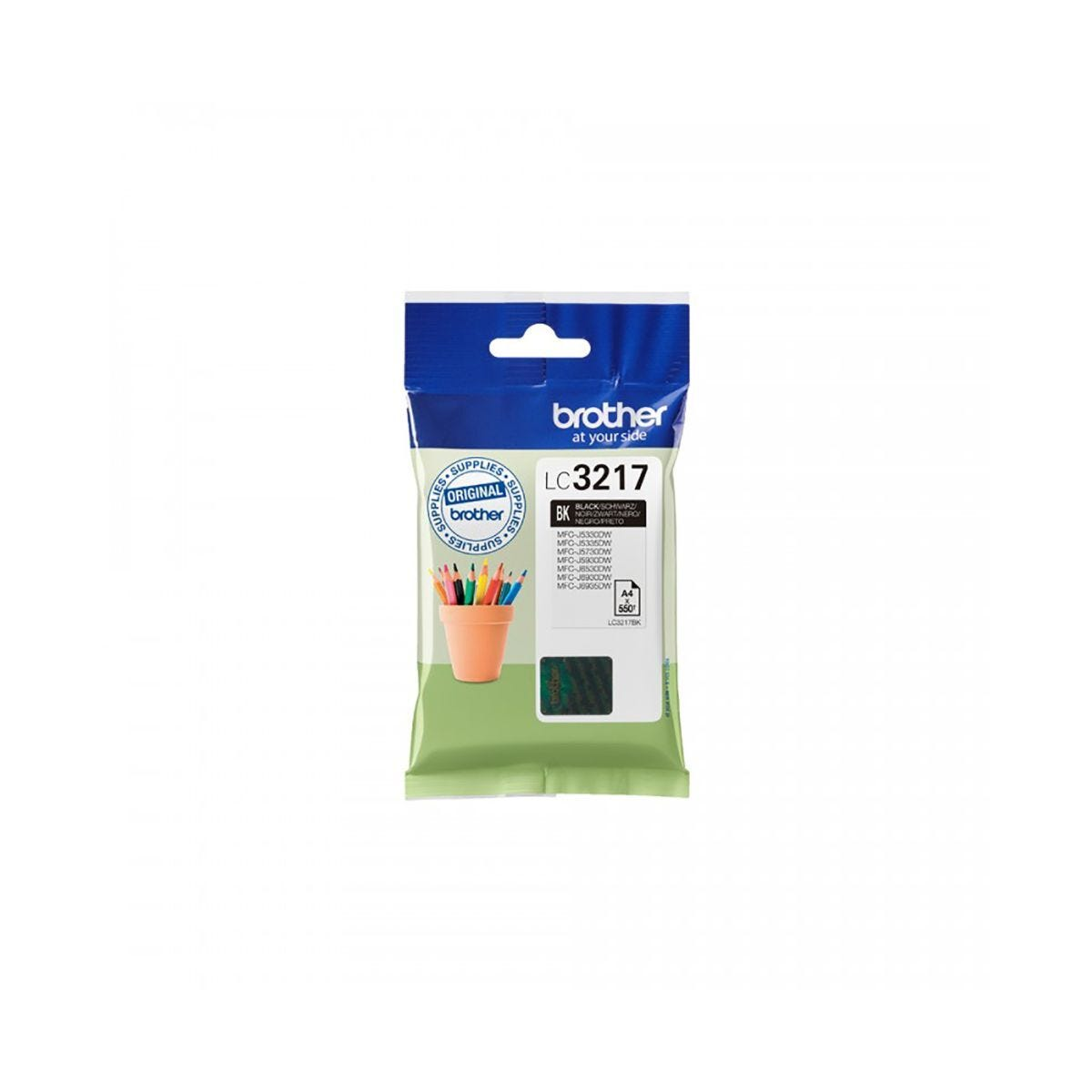Brother LC3217 Black Ink Cartridge