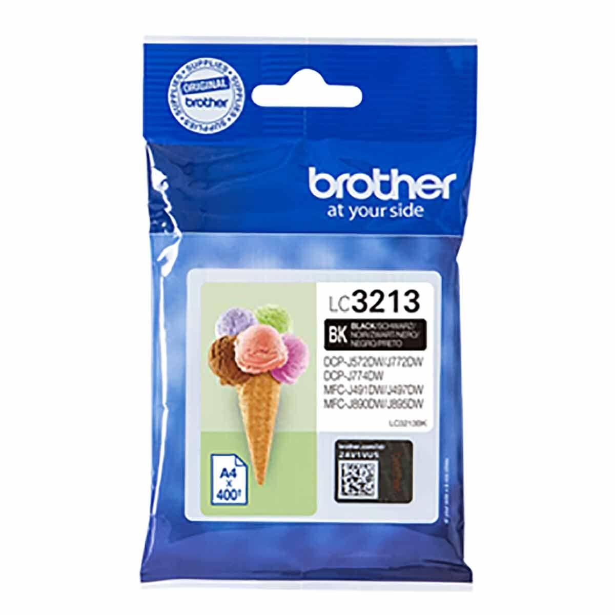 Brother LC3213BK Black Original Ink Cartridge