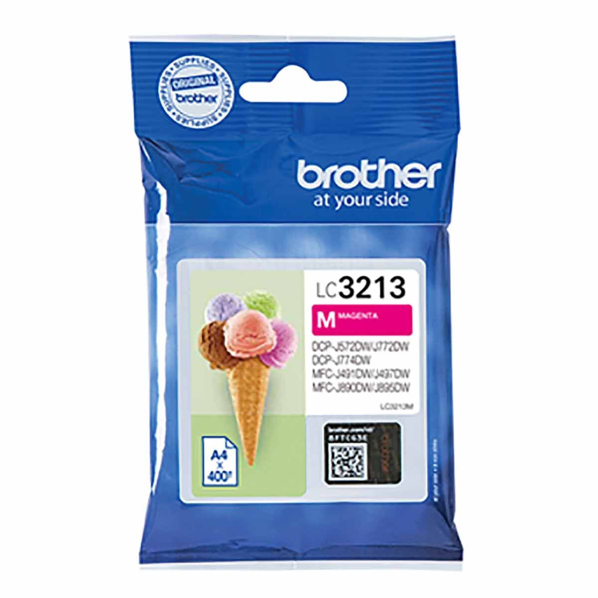 Brother Original Ink Cartridge Magenta