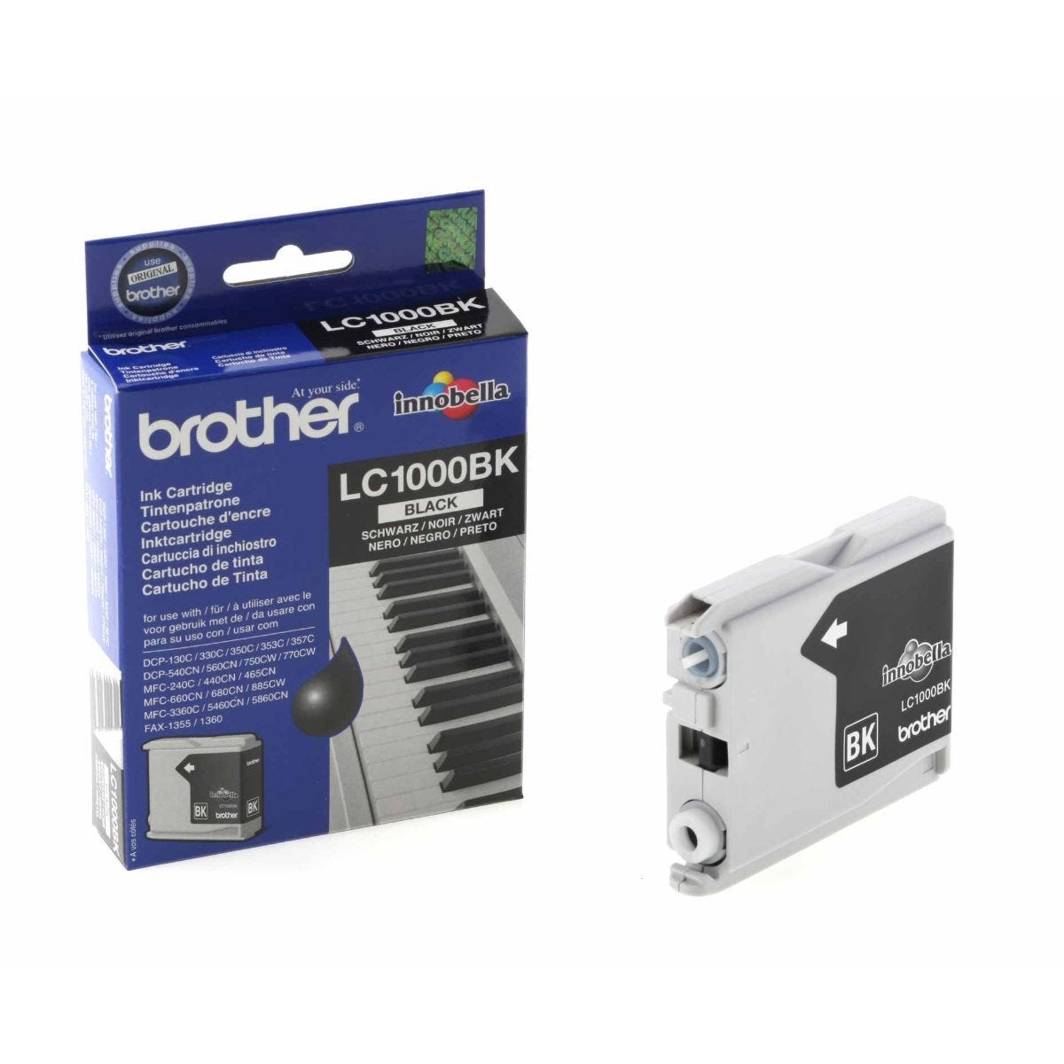Brother LC1000BK Ink Cartridge