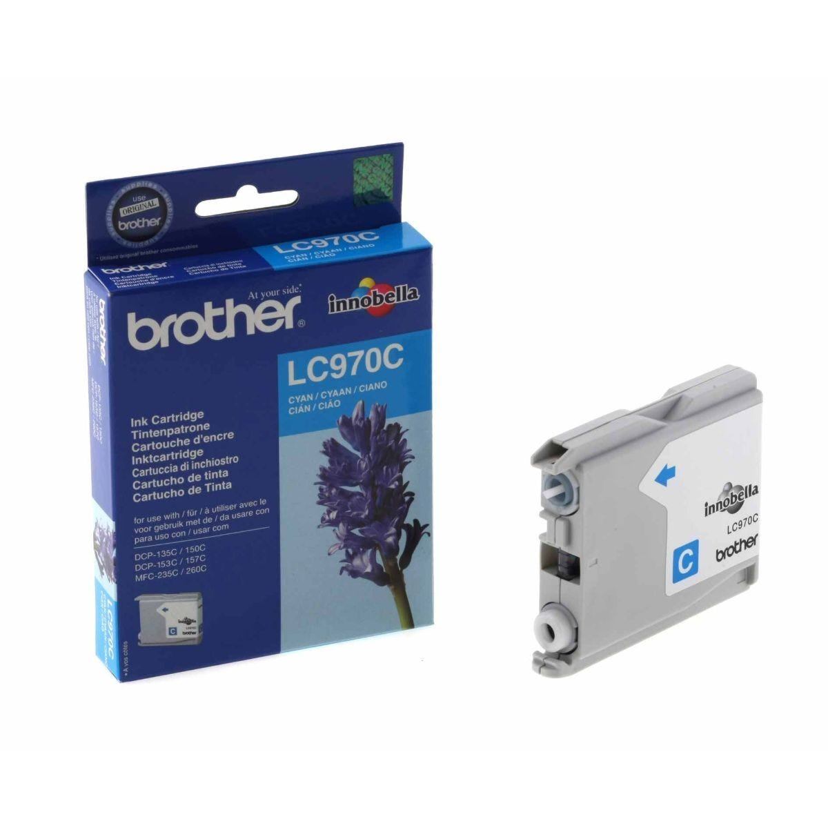 Brother LC970C Ink Cartridge