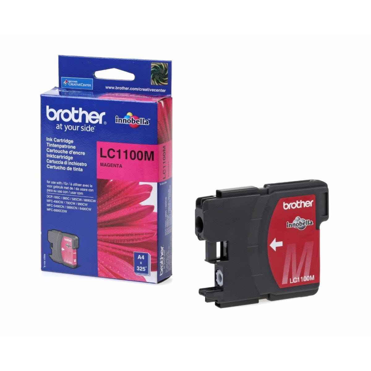 Brother LC1100M Ink Cartridge