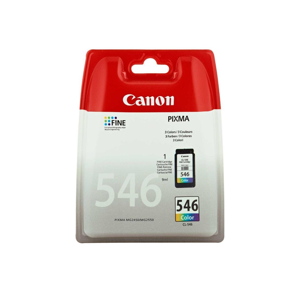 Canon CL-546 Inkjet Cartridges