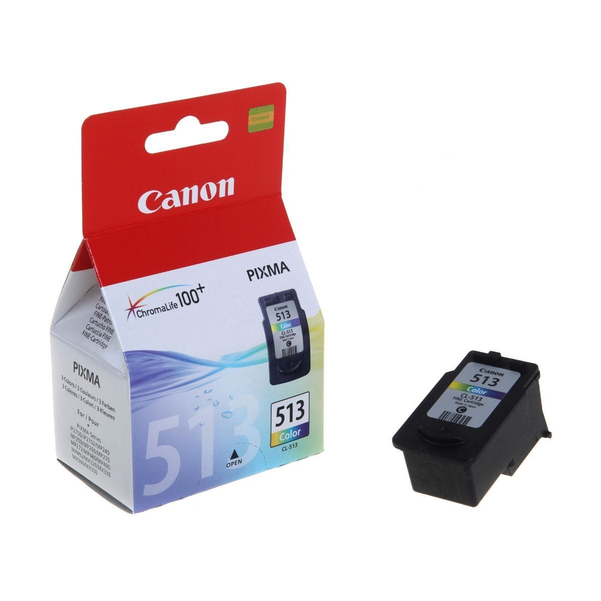 Canon CL-513 Colour Ink Cartridge