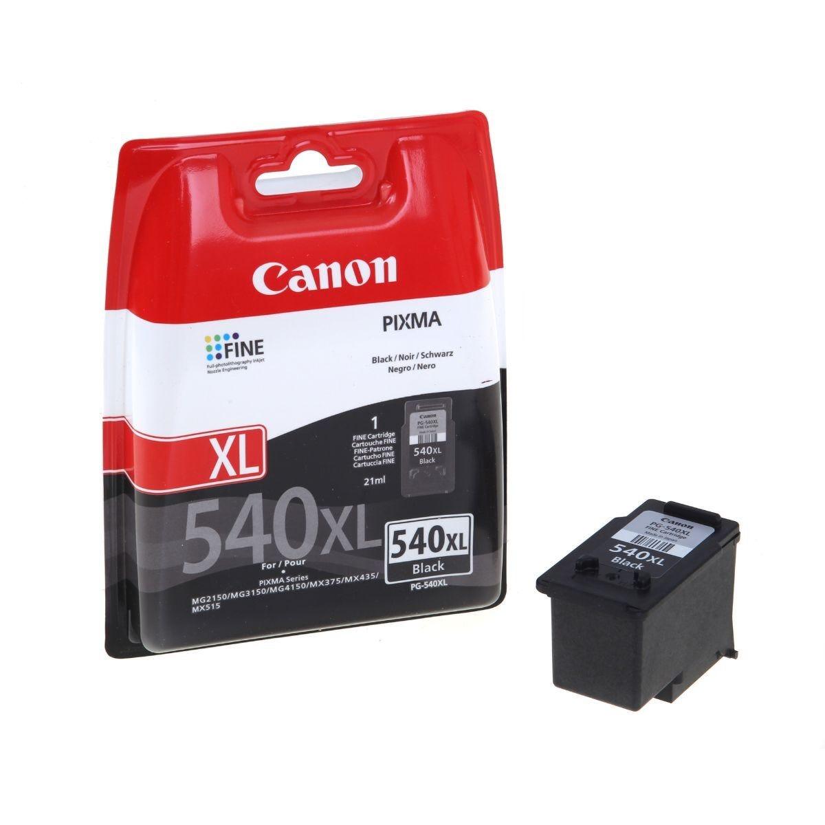 Canon Ink Cartridge PG-540XL
