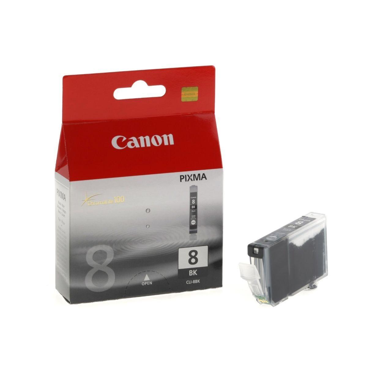 Canon CLI-8BK Ink Cartridge 13ml