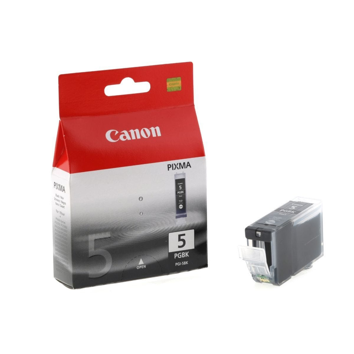 Canon PGI-5BK Ink Cartridge 26ml