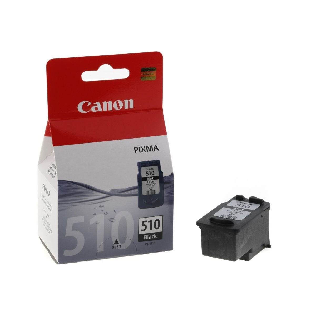 Canon PG-510BK Ink Cartridge 9ml