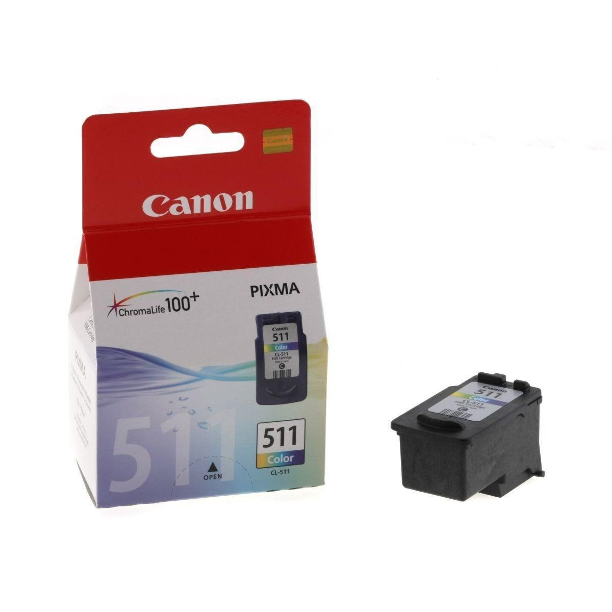 Canon CL-511 Ink Cartridge 9ml