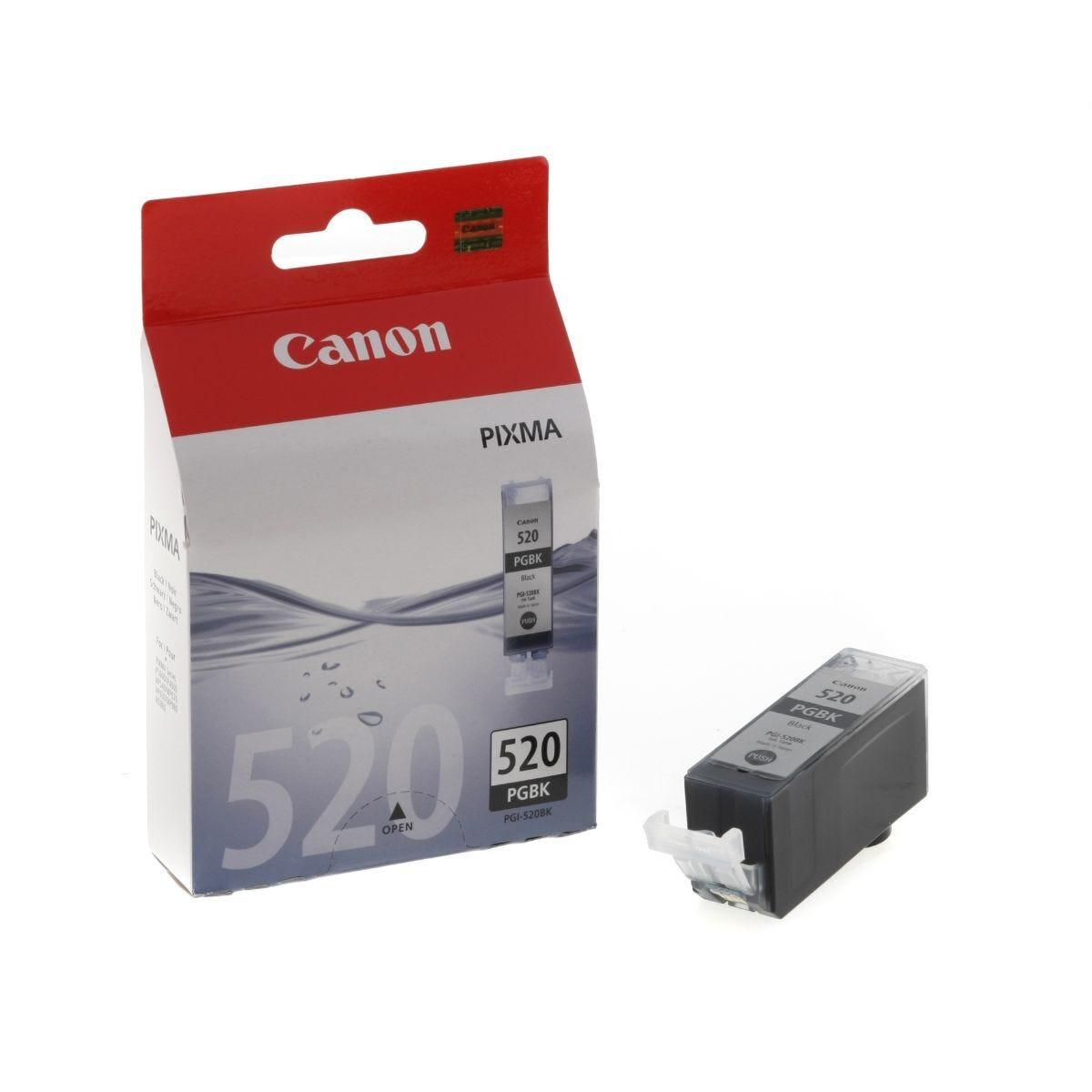 Canon PGI-520BK Ink Cartridge 19ml
