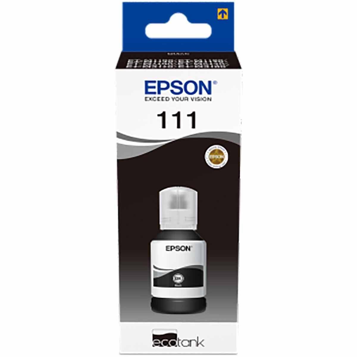 Epson EcoTank 111 Black Original Ink Bottle