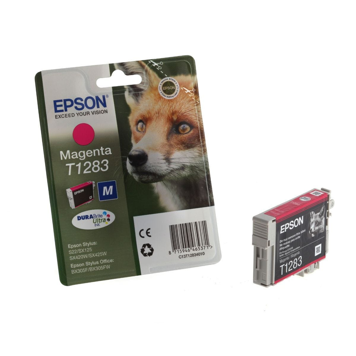 Epson Inkjet Cartridge T1283 3.5ml