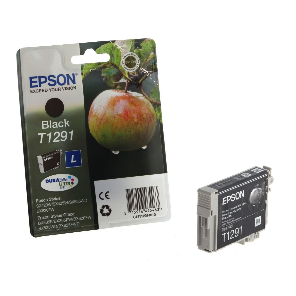 Epson Inkjet Cartridge T1291 11.2ml