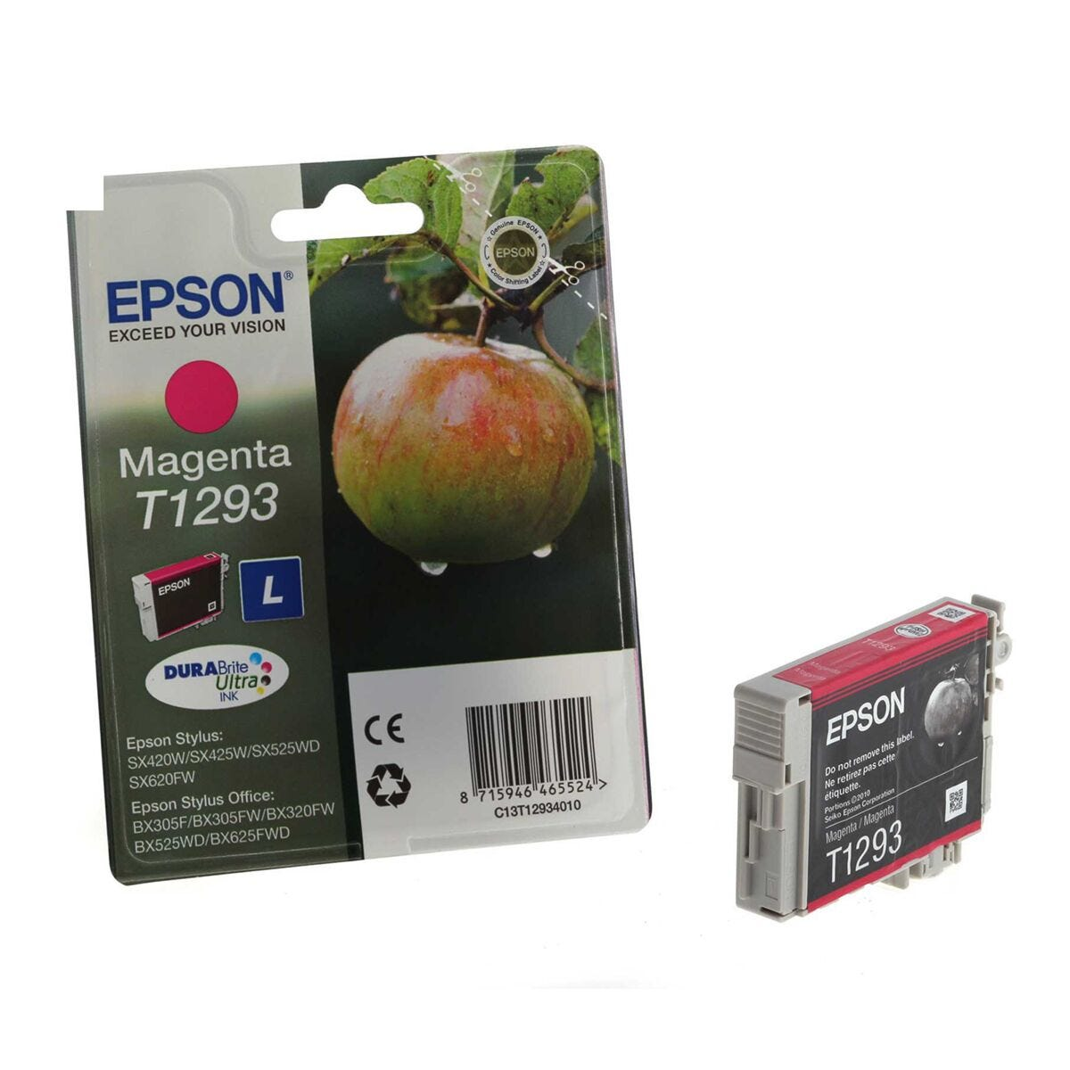 Epson Inkjet Cartridge T1293 7ml