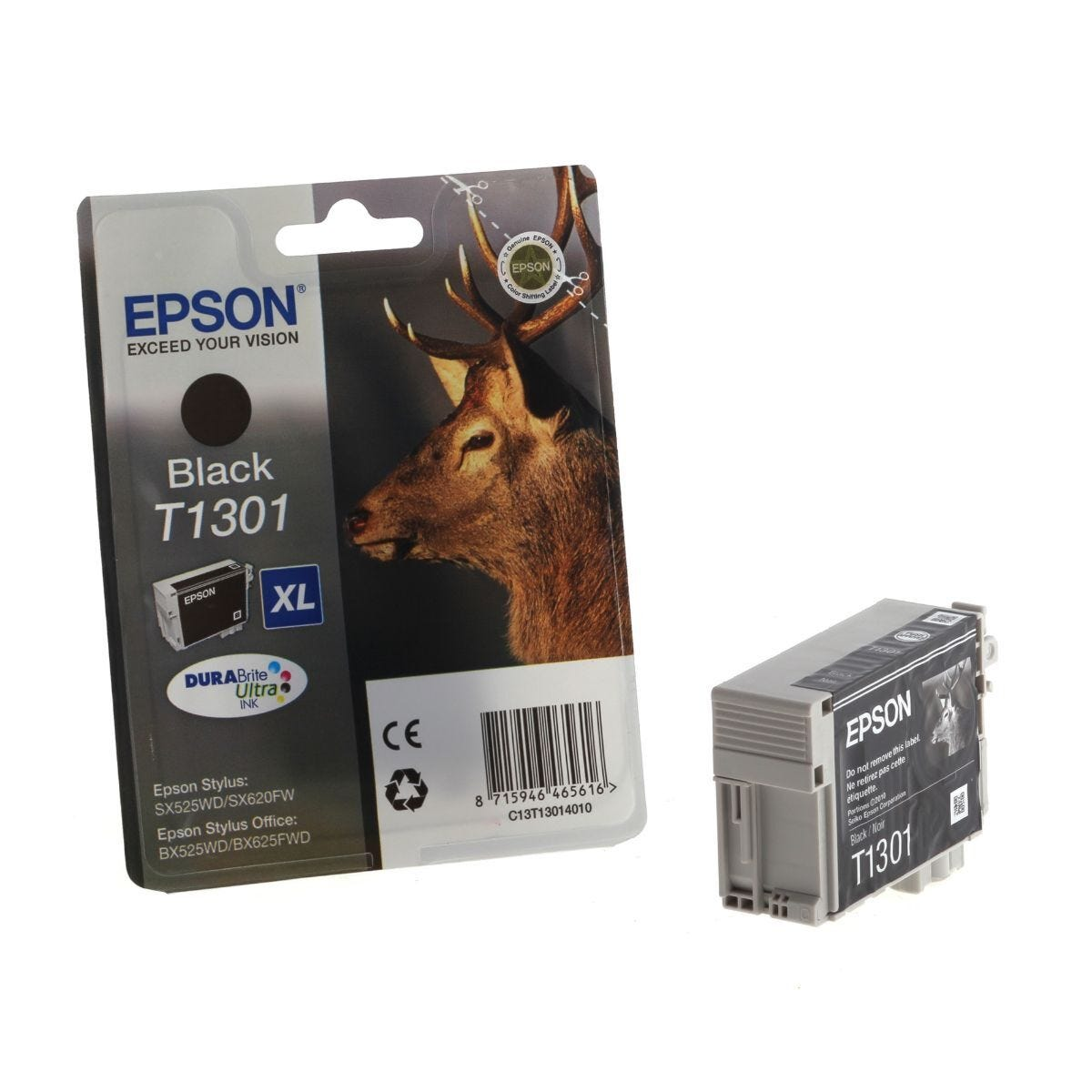 Epson Inkjet Cartridge T1301 25.4ml