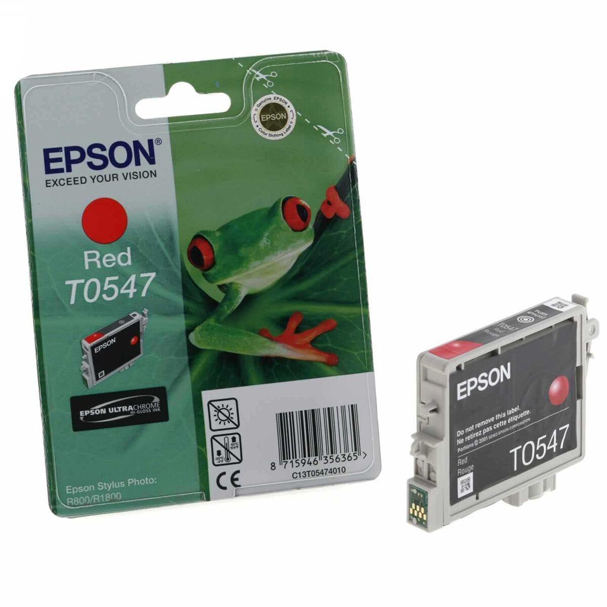 Epson T0547 Ink Cartridge 13ml