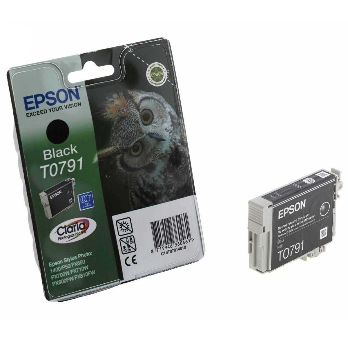 Epson T0791 Ink Cartridge