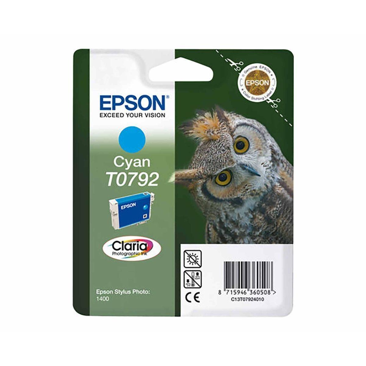 Epson T0792 Ink Cartridge