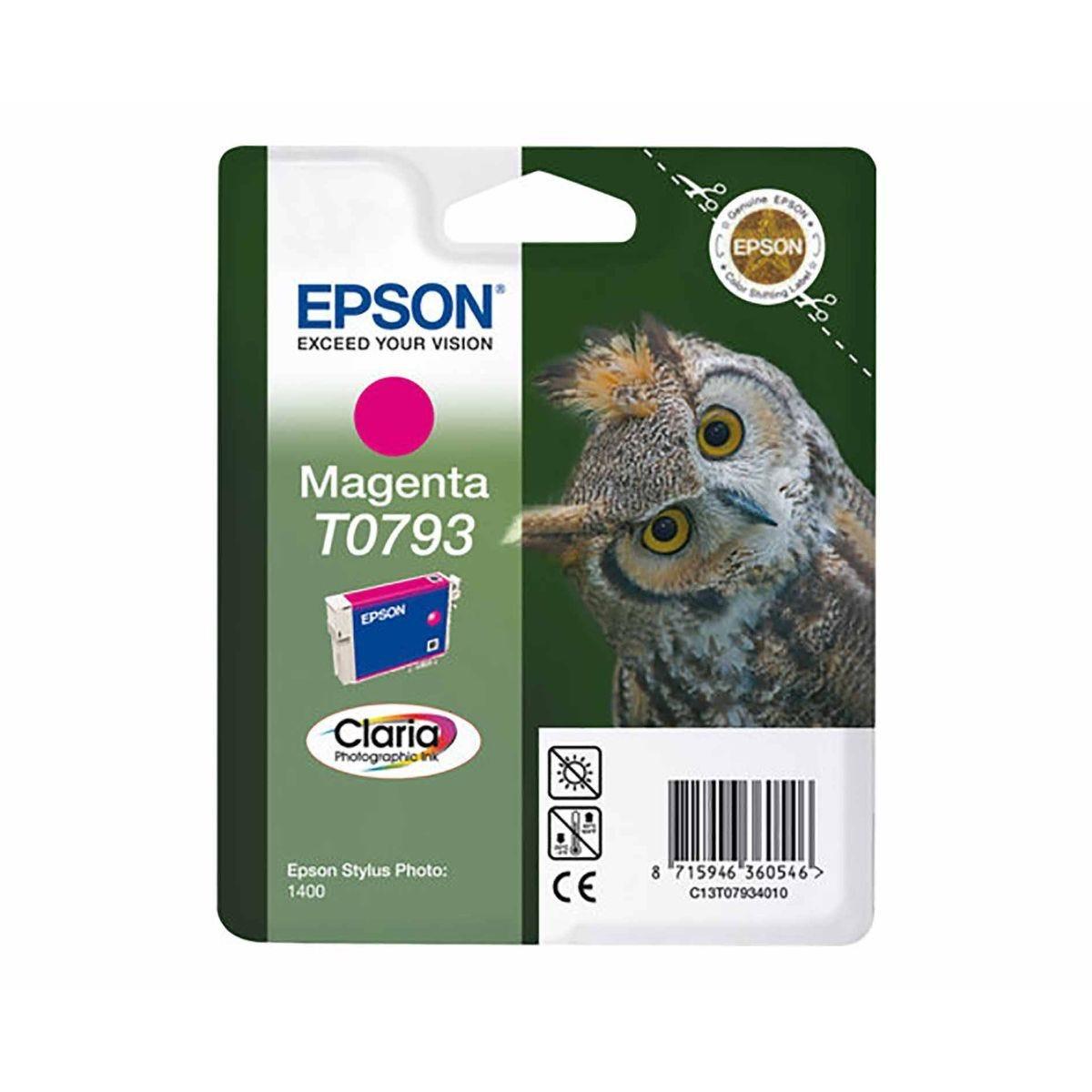 Epson T0793 Ink Cartridge