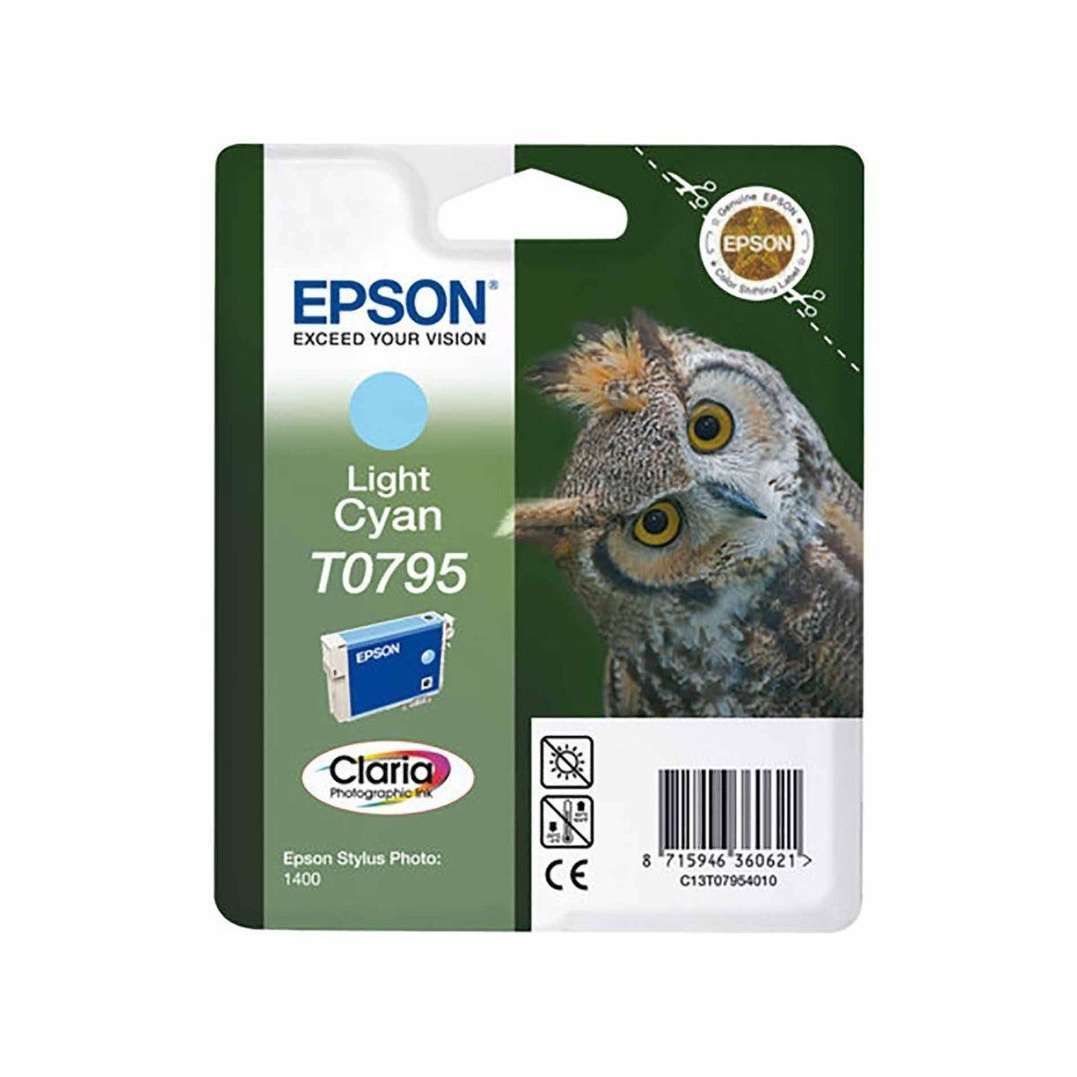 Epson T0795 Ink Cartridge