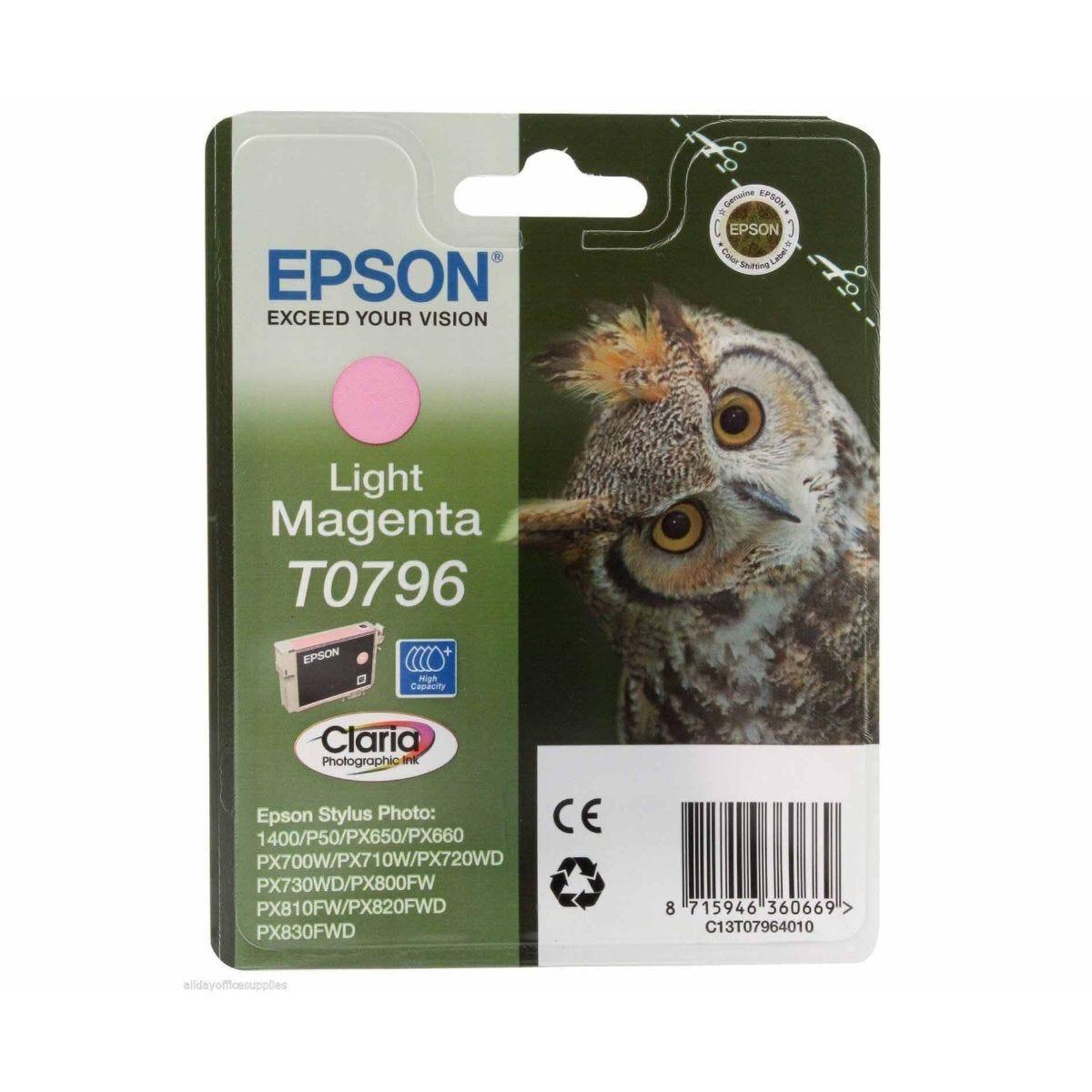 Epson T0796 Ink Cartridge