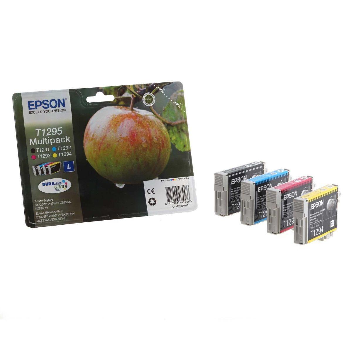 Epson T1295 Inkjet Cartridge Multipack