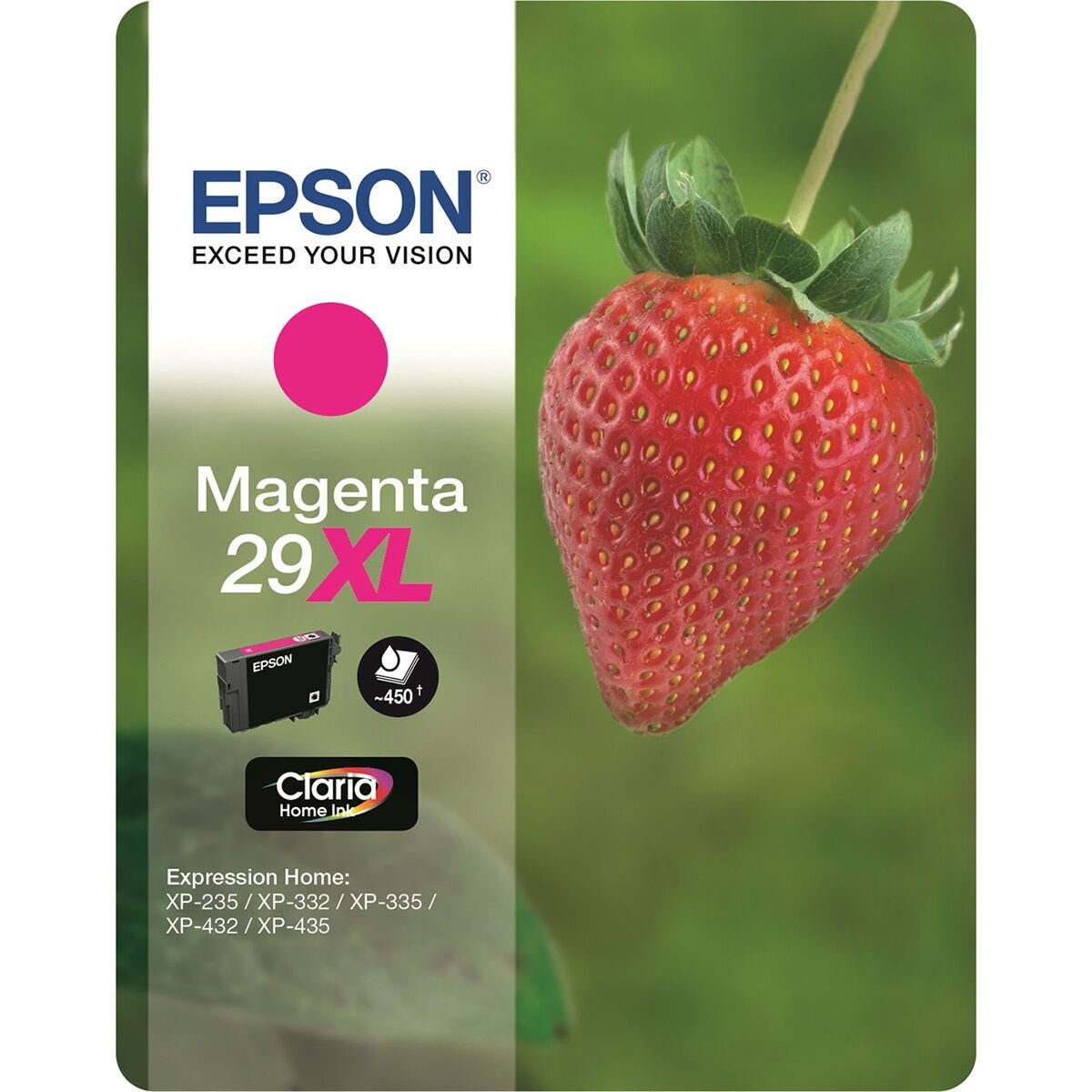 Epson 29 Strawberry Home Ink Cartridge XL Magenta