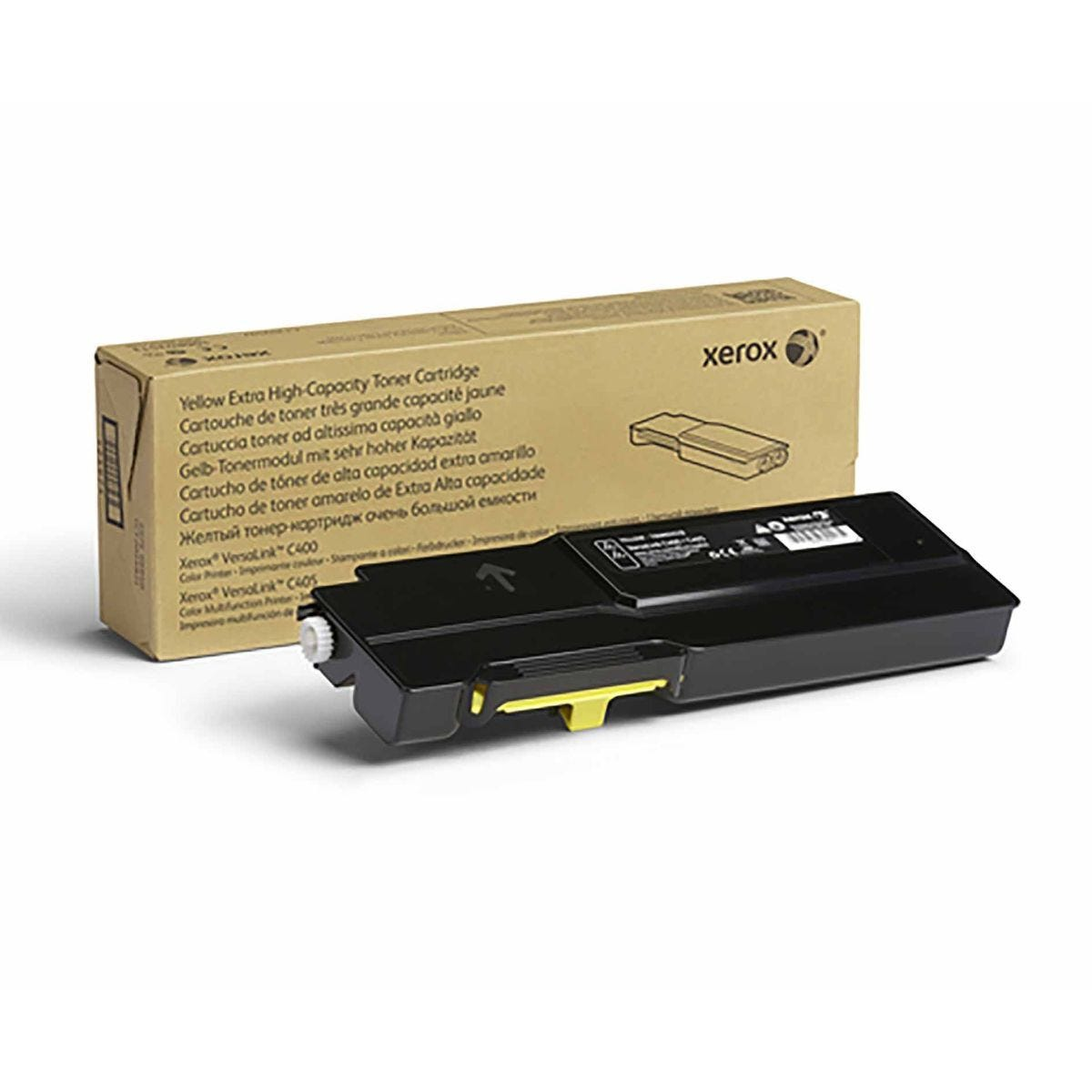 Xerox VersaLink C400-C405 Extra High Capacity Yellow Original Toner Cartridge