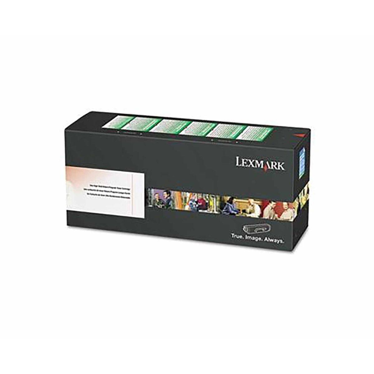 Lexmark 70C2XKE Extra High Yield Yellow Original Toner Cartridge