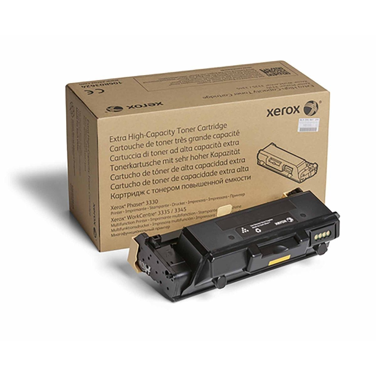 Xerox 3335 - 3345 Extra High Capacity Black Original Toner Cartridge