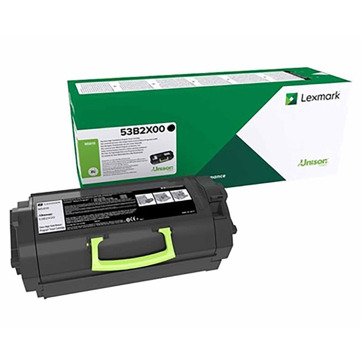 Lexmark MS818 Extra High Yield Black Original Toner Cartridge
