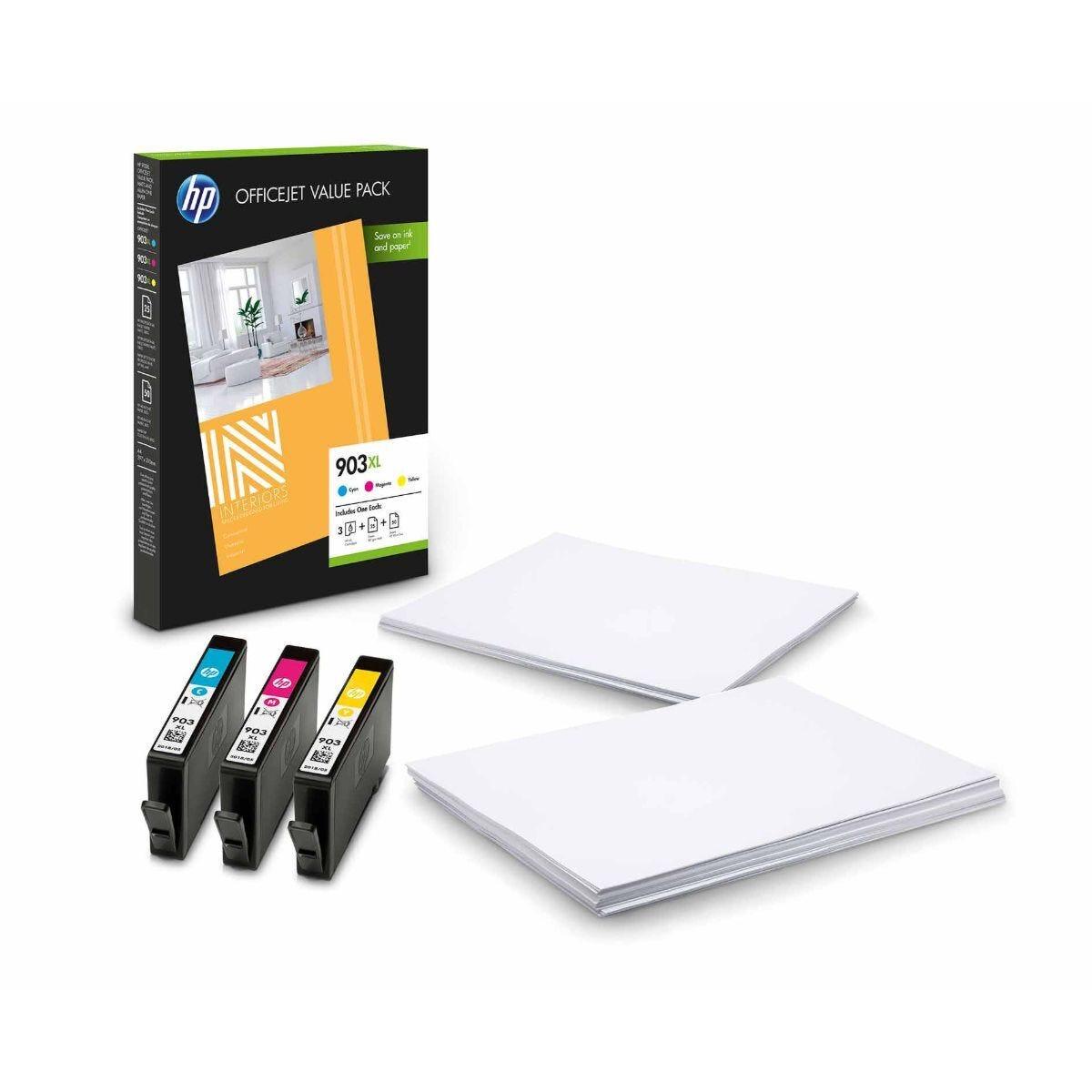 HP 903XL Office Value Pack Original Ink Cartridges
