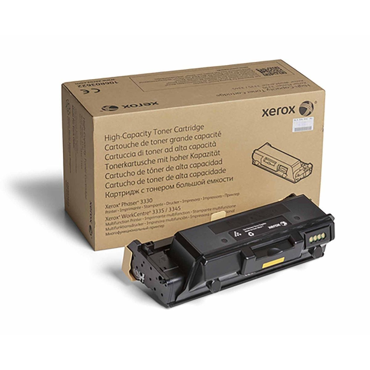 Xerox 3335 - 3345 High Yield Black Original Toner Cartridge