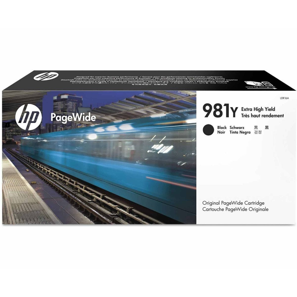 HP 981Y Black Original Ink Cartridge