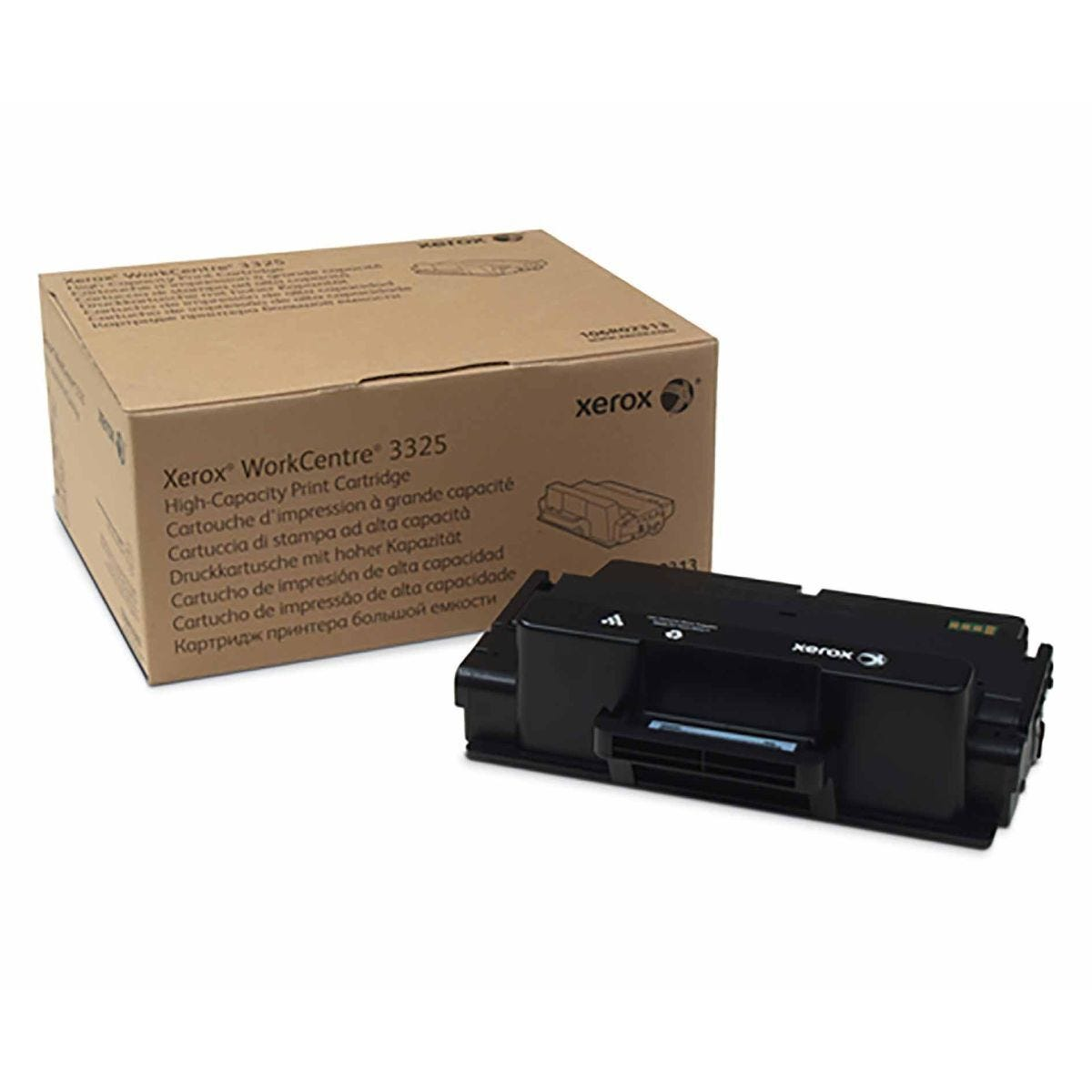 Xerox Workcentre 3325 High Yield Black Original Toner Cartridge
