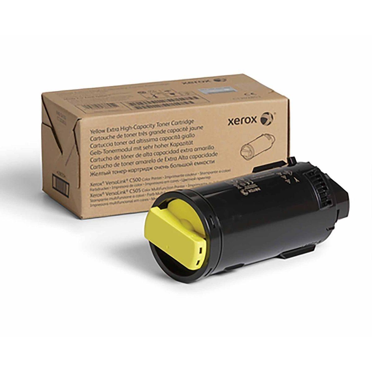 Xerox VersaLink C50X Yellow Original Toner Cartridge