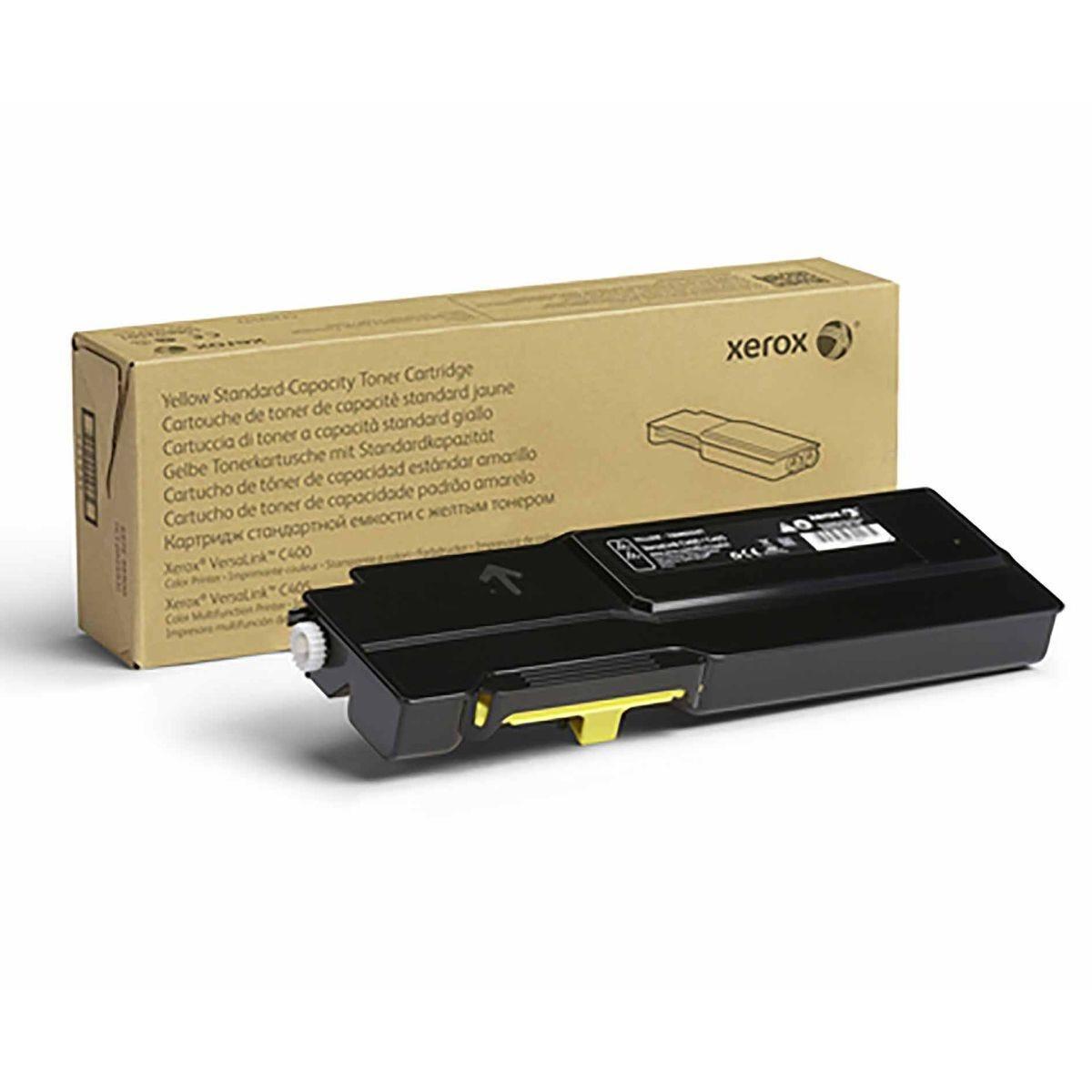 Xerox VersaLink C400-C405 Yellow Original Toner