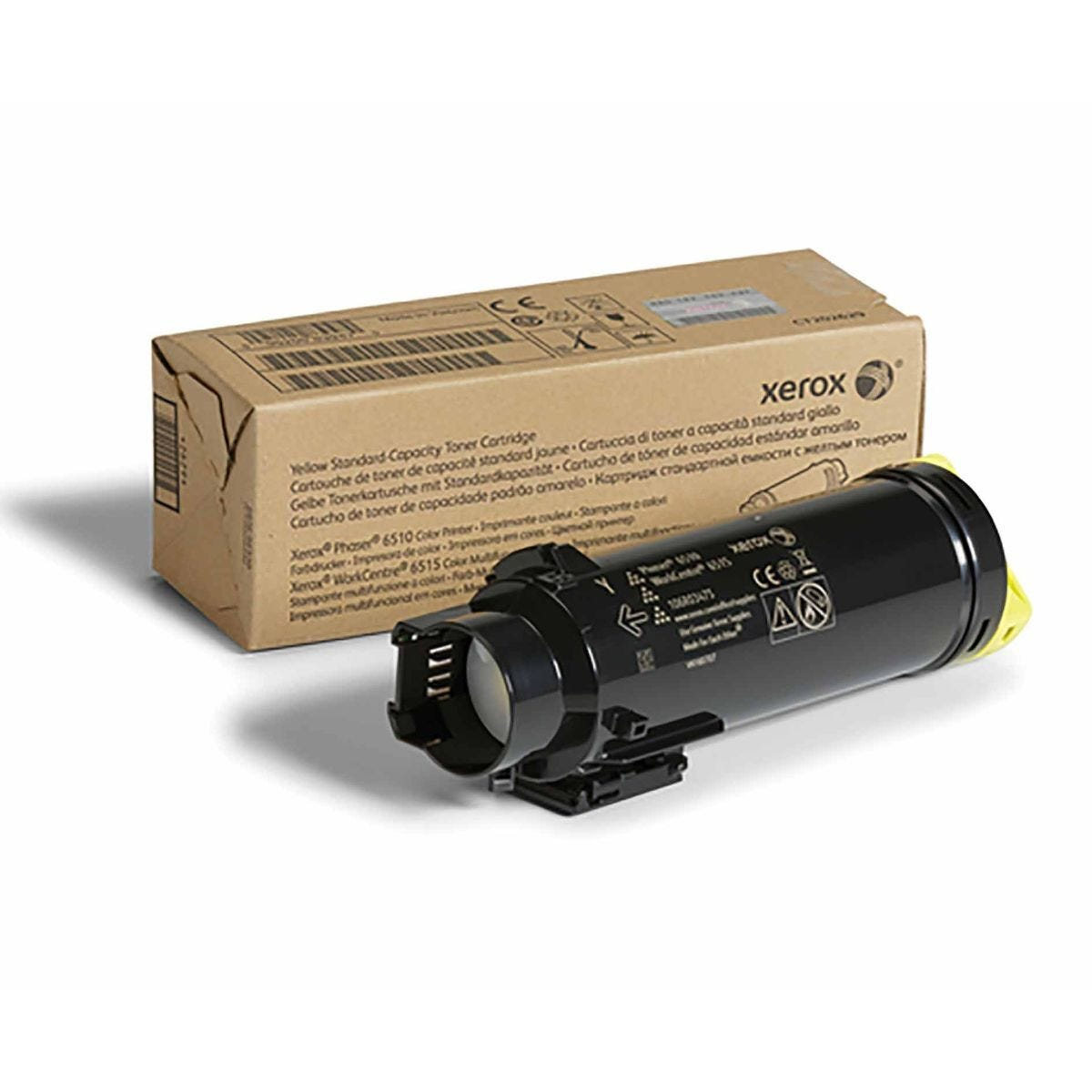 Xerox WorkCentre 6515 Yellow Original Toner Cartridge