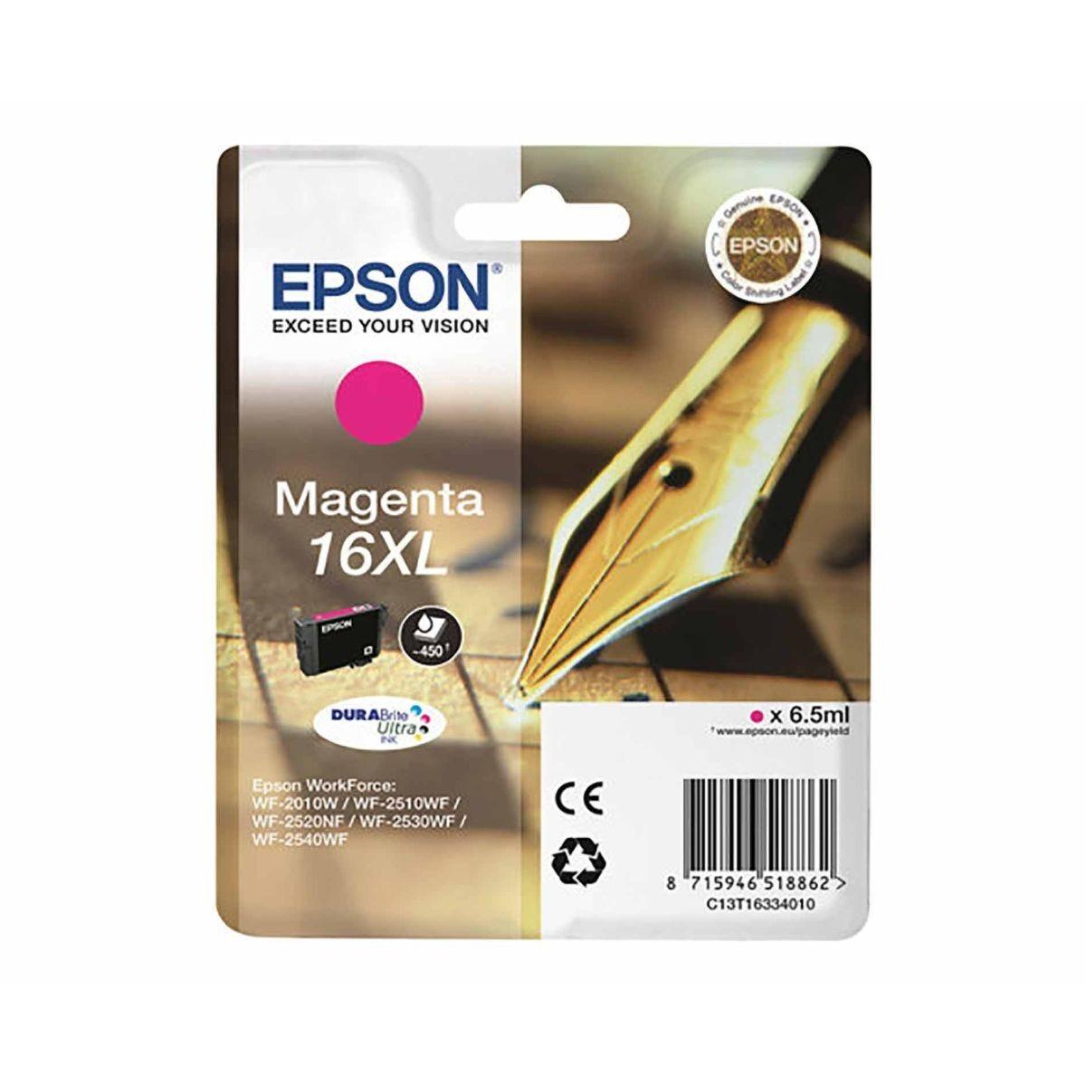Epson T1633 16XL Ink Magenta