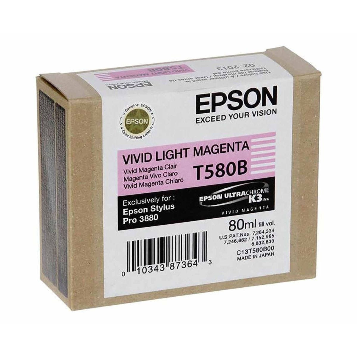 Epson Vivid Ink Light Magenta