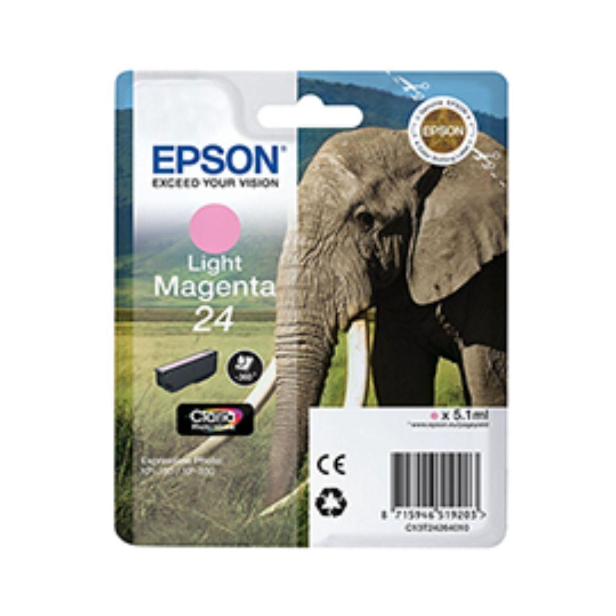 Epson T2425 24 Ink Cartridge Light Magenta