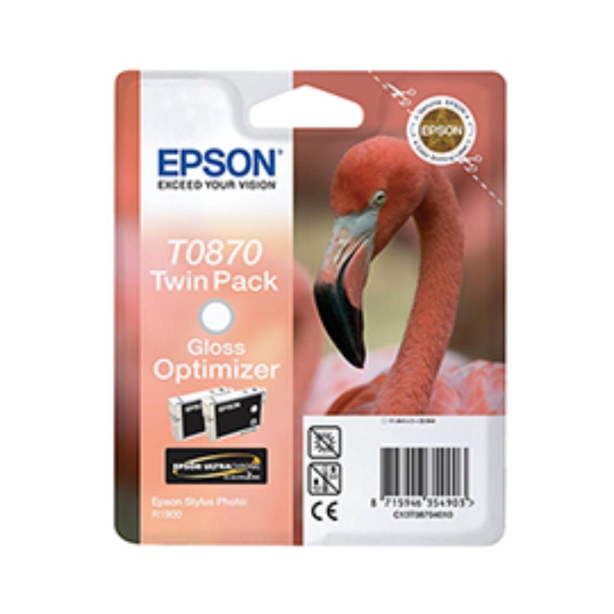 Epson T0870 Gloss Optimizer