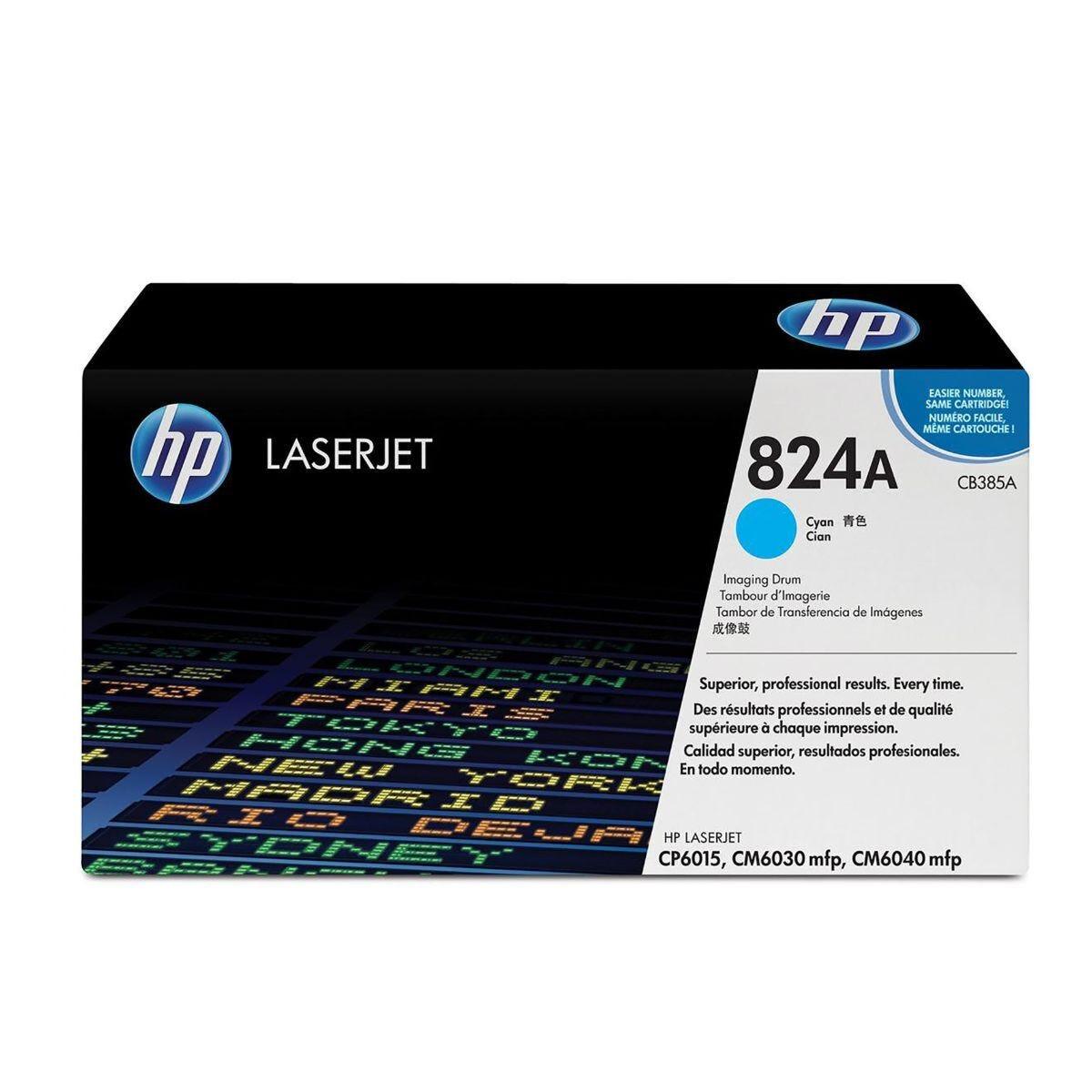 HP 824A Image Drum Cyan