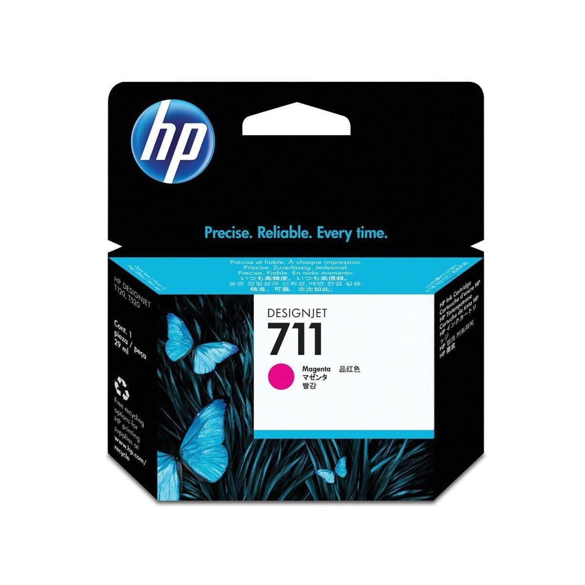 HP 711 29-ML Ink  Magenta