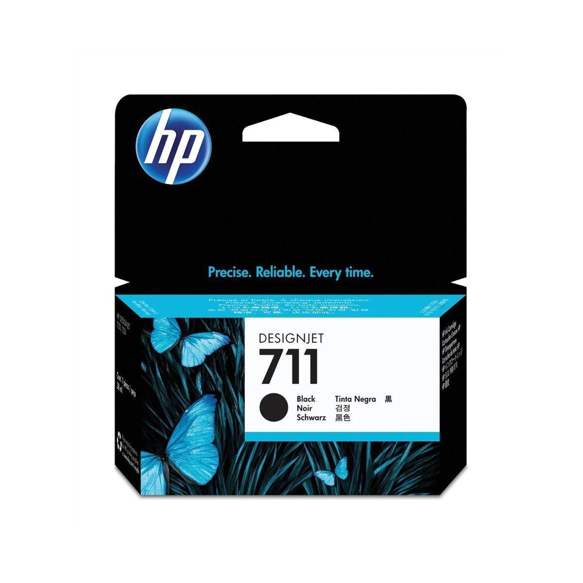 HP 711 38-ML Ink Black