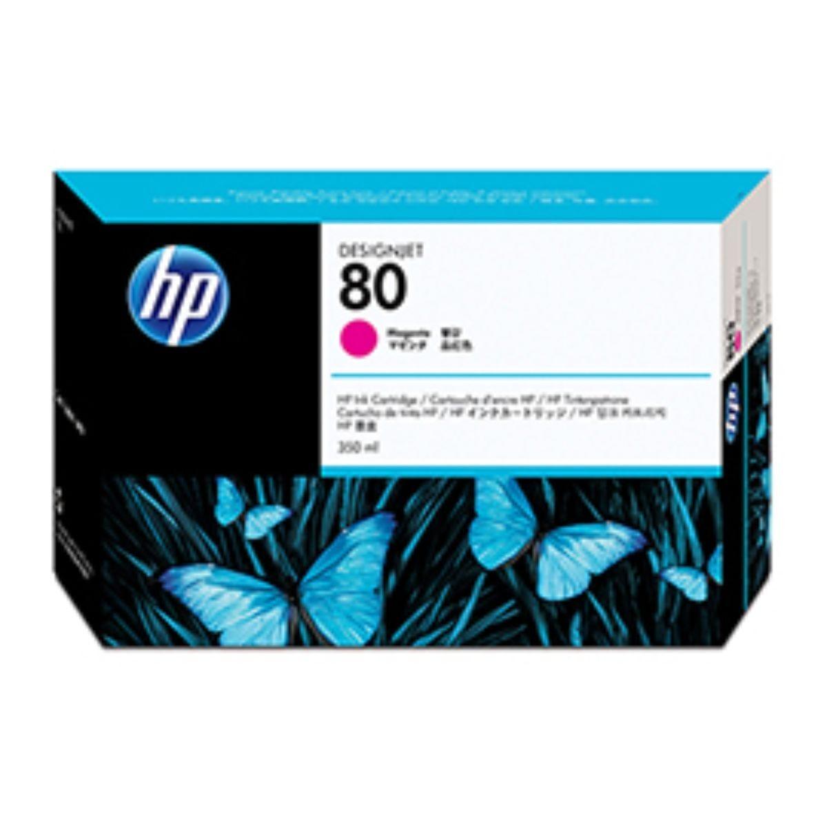 HP 80 Ink Cartridge Magenta