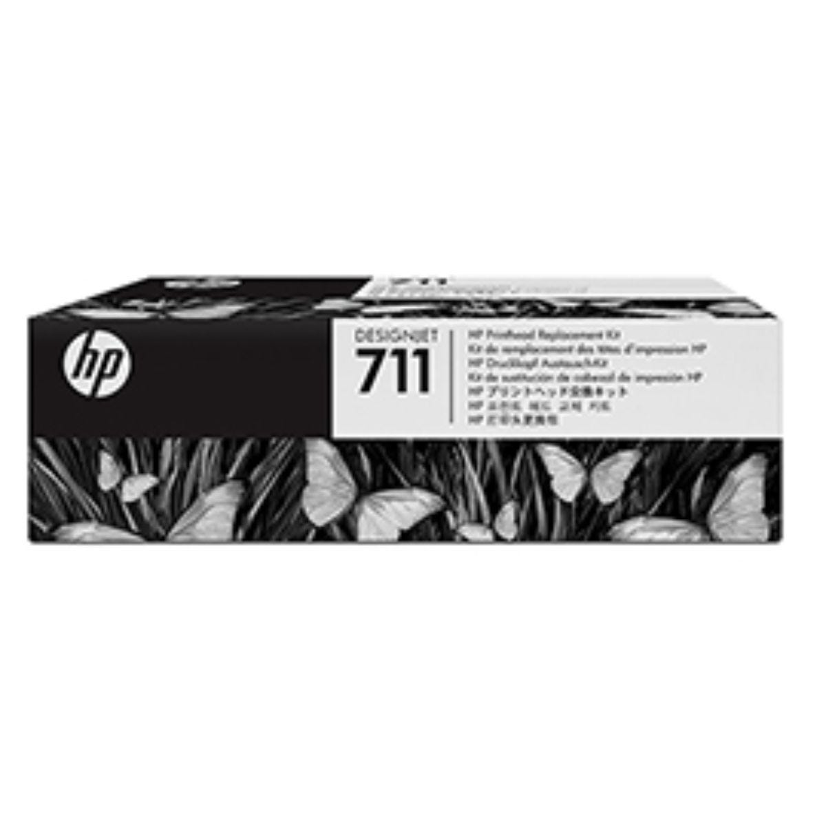 HP 711 Printhead Replacement